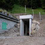 A2 Anbau Turbinenraum und Wasseraufbereitung