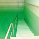 B3 Becken mit Treppe