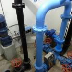 C3 Leitungen un Umkehrpumpe