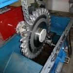 F3 Turbinenrad